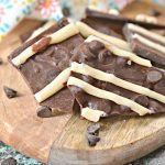 Keto Candy! BEST Low Carb Keto Salted Caramel Chocolate Bark Idea – Quick & Easy Ketogenic Diet Recipe – Completely Keto Friendly – Gluten Free – Sugar Free