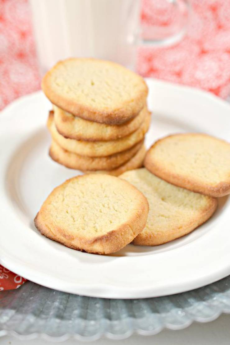 Keto Cookies - Super Yummy Low Carb Keto Sugar Cookies - Easy and Best Cookie Recipe For Ketogenic Diet