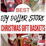 BEST Dollar Tree Christmas Gift Baskets! Easy DIY Dollar Store Christmas Gift Basket Ideas For Family – Friends – Couples – Kids – Co-Workers – Teachers – Men – Women – Cheap & Creative Holiday Ideas