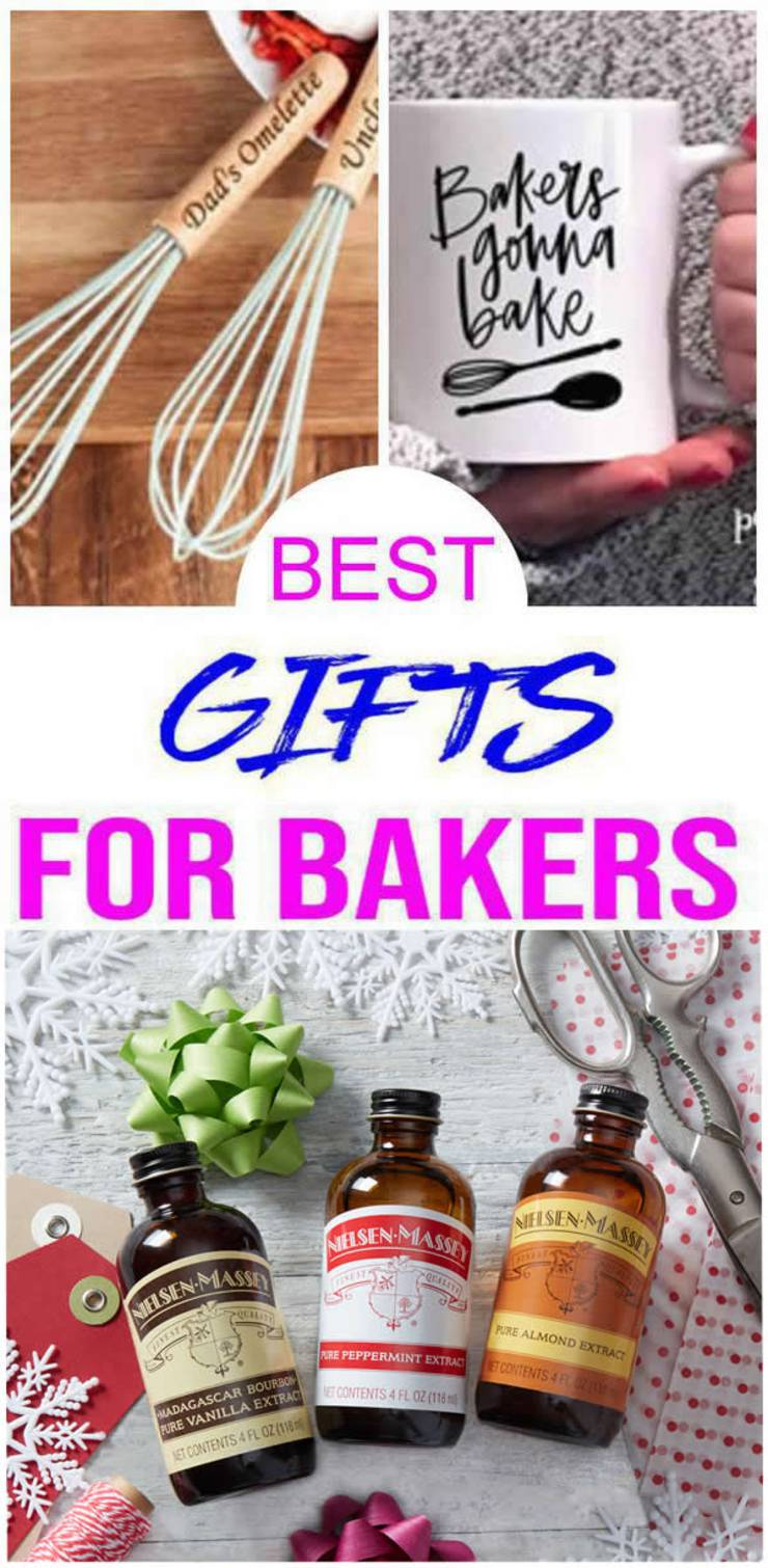 EASY Gifts For Bakers! BEST Gift Ideas For Birthdays – Christmas Gifts! Creative & Unique Cute Presents – Last Minute Ideas