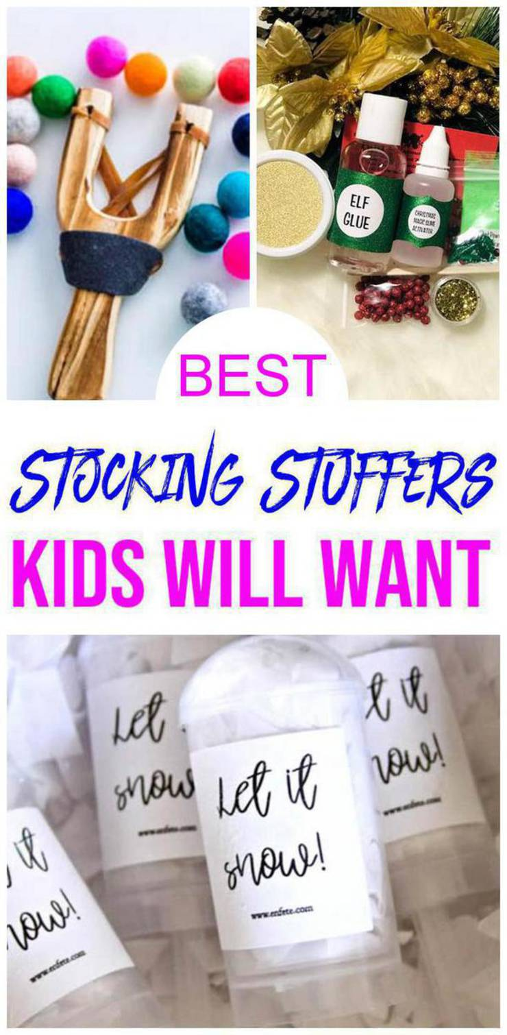 Stocking Stuffers For Kids - Teens – Tweens Will Love These Ideas