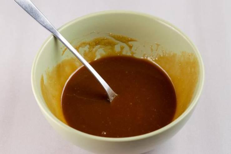 Keto Apple Pie Fries With Caramel Sauce