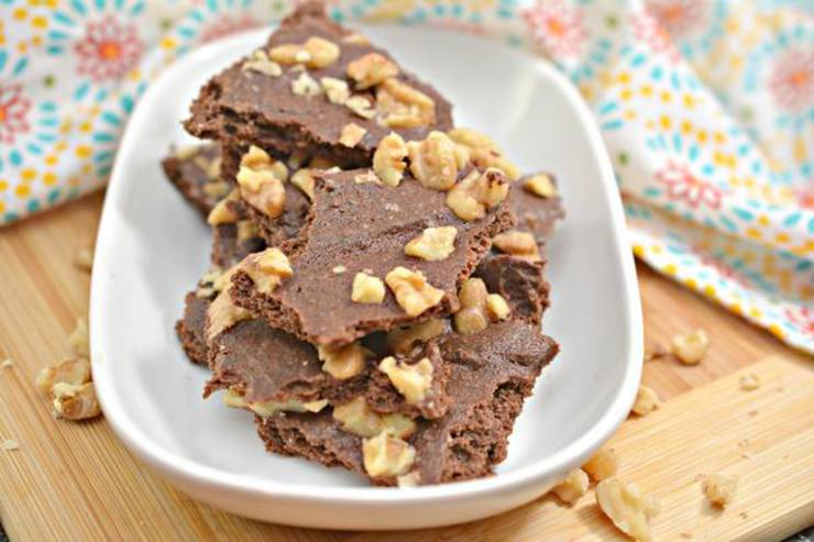 Keto Brownies! BEST Low Carb Keto Brownie Brittle Idea – Quick & Easy Ketogenic Diet Recipe – Completely Keto Friendly – Gluten Free – Sugar Free