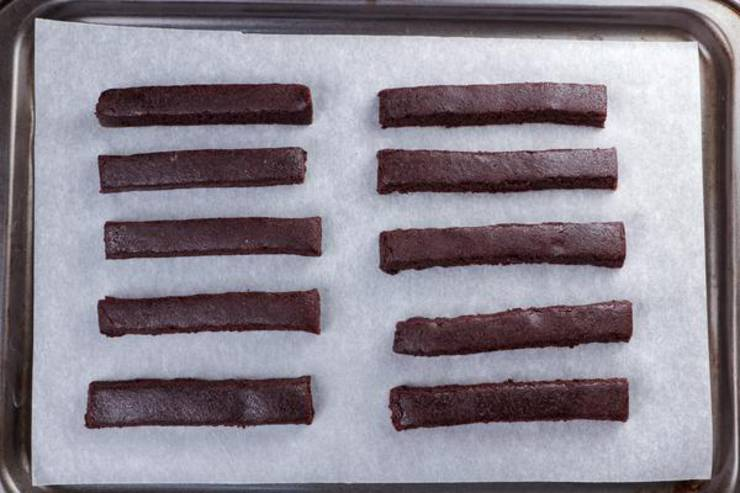 Keto Brownie Fries