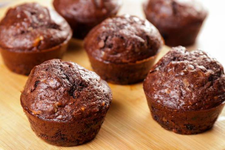 BEST Keto Muffins! Low Carb Chocolate Brownie Chaffle Muffins Idea – Chuffin – Homemade – Quick & Easy Ketogenic Diet Recipe – Completely Keto Friendly