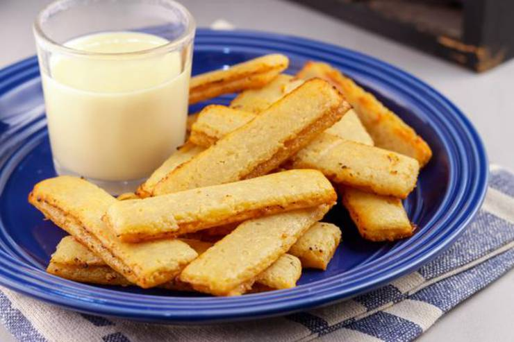 Keto Cinnamon Roll Fries – BEST Low Carb Recipe – Breakfast – Treat – Desserts – Snack For Ketogenic Diet – Gluten Free – Sugar Free