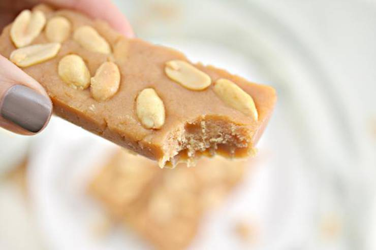 Keto Candy! BEST Low Carb Keto Payday Candy Bars Idea – Quick & Easy Peanut Butter Ketogenic Diet Recipe – Completely Keto Friendly – Gluten Free – Sugar Free