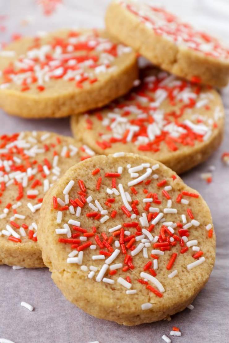 5 Ingredient Keto Cookies – BEST Low Carb Keto Peppermint Cookie Recipe – Easy NO Sugar – Gluten Free