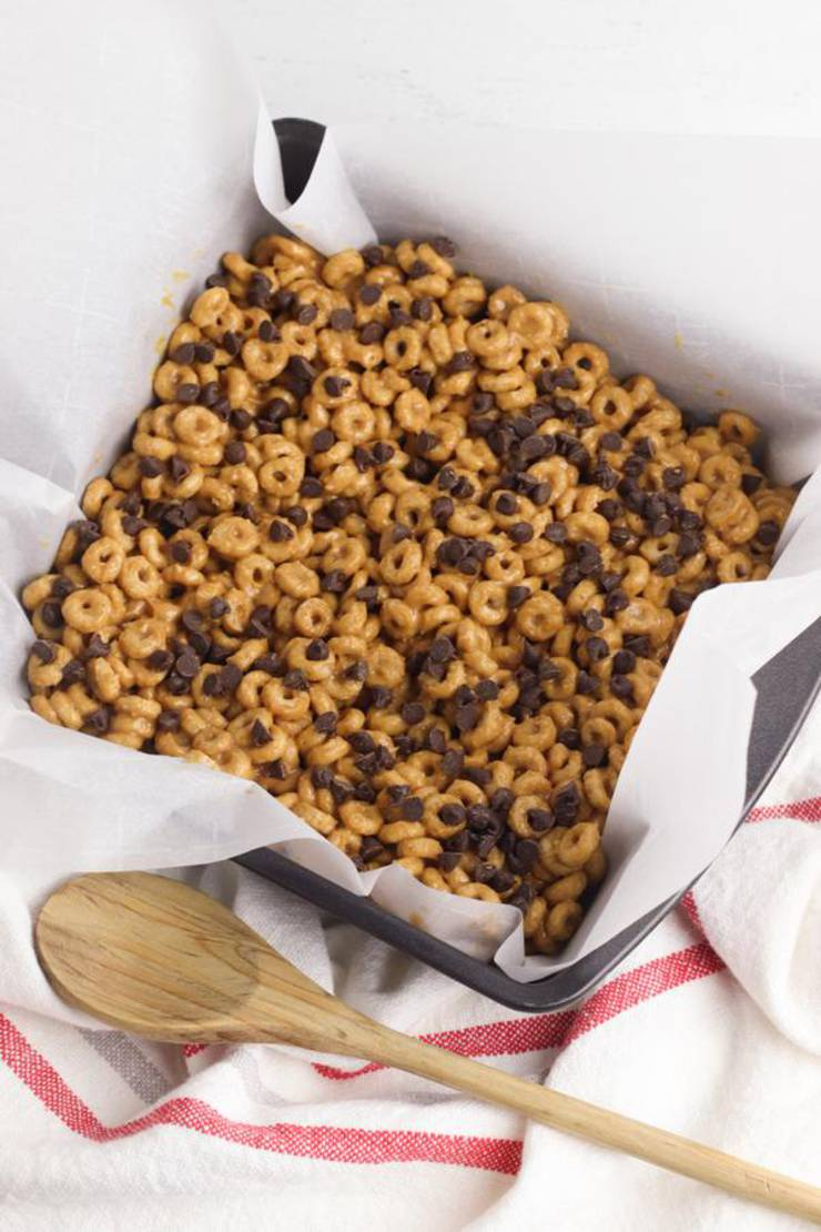 Weight Watchers Cheerio Bars