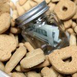 DIY Hidden Money Gift Jar Idea - Edible Cookie Presents With Hidden Surprise