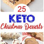 25 Keto Christmas Recipes – Easy Low Carb Dessert Ideas – BEST Keto Desserts For Parties & Family – Quick Ketogenic Diet Recipes