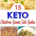 15 Keto Christmas Recipes – Easy Low Carb Christmas Dinner Side Dish Ideas – BEST Keto Side Dishes For Parties & Family – Quick Ketogenic Diet Recipes