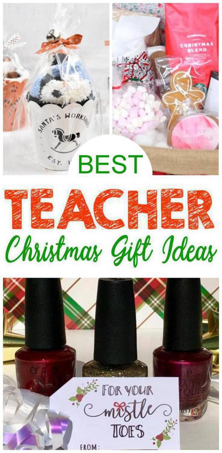 EASY Teacher Christmas Gift Ideas! BEST Gift Ideas For Teachers! Creative & Unique Cute Presents – DIY - Last Minute Ideas
