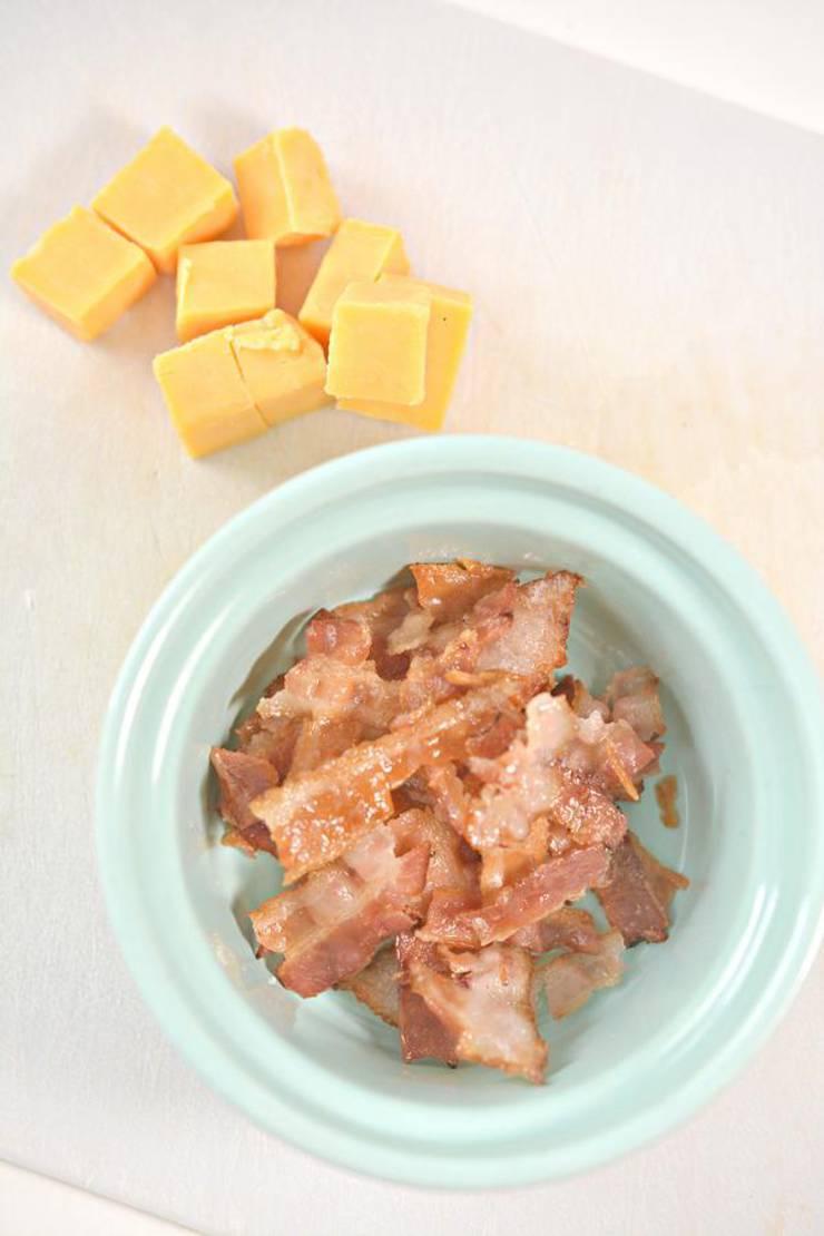 Keto Bacon And Egg Breakfast Bombs