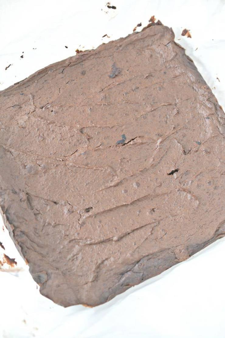 Keto Black Bean Brownies