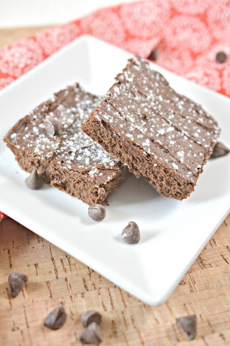 BEST Keto Brownies! Low Carb Chocolate Black Bean Brownie Idea – Quick & Easy Ketogenic Diet Recipe – Completely Keto Friendly & Beginner