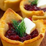 BEST Keto Cranberry Brie Bites - EASY Low Carb Cranberry Brie Bite Recipe - Tasty Keto Appetizers - Snacks - Party Finger Foods