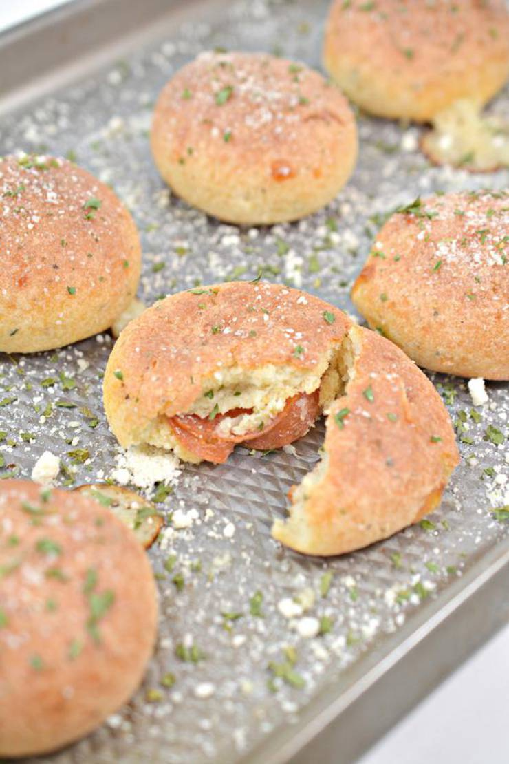 Keto Pizza Bombs Best Low Carb Keto Pizza Cheese Puff