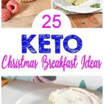 25 Keto Christmas Recipes – Easy Low Carb Breakfast Ideas – BEST Keto Breakfast Meals For Parties -Brunch & Family– Quick Ketogenic Diet Recipes