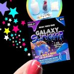 DIY Miniature Galaxy Slime - How To Make Galaxy Slime Kit - Space Slime Recipe