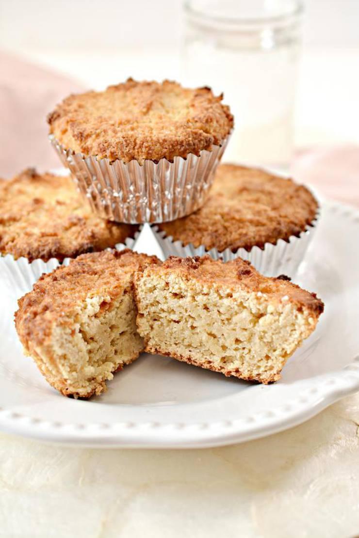 2 Ingredient Keto Muffins – BEST Root Beer Muffin Idea – Easy NO Sugar Low Carb Recipe – Keto Friendly & Beginner – Desserts – Snacks - Breakfast
