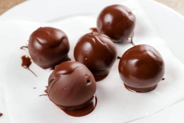 Keto 5 Ingredient Espresso Fat Bombs