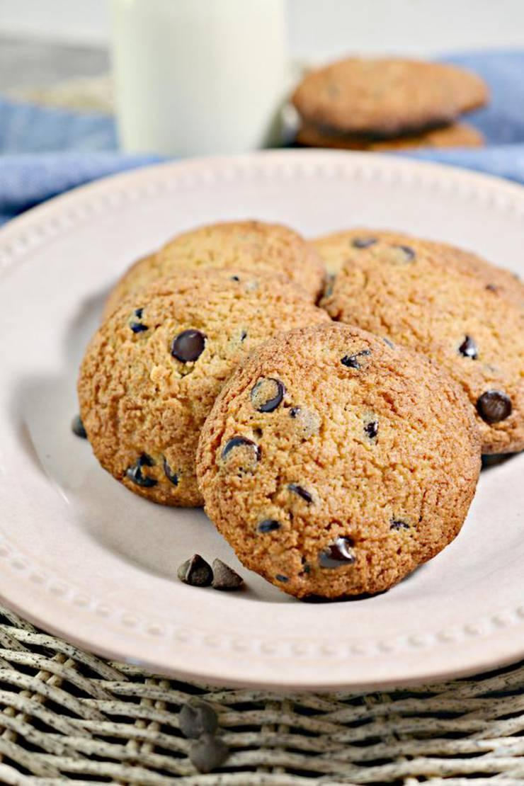 5 Ingredient Keto Cookies - BEST Low Carb Keto Chocolate ...