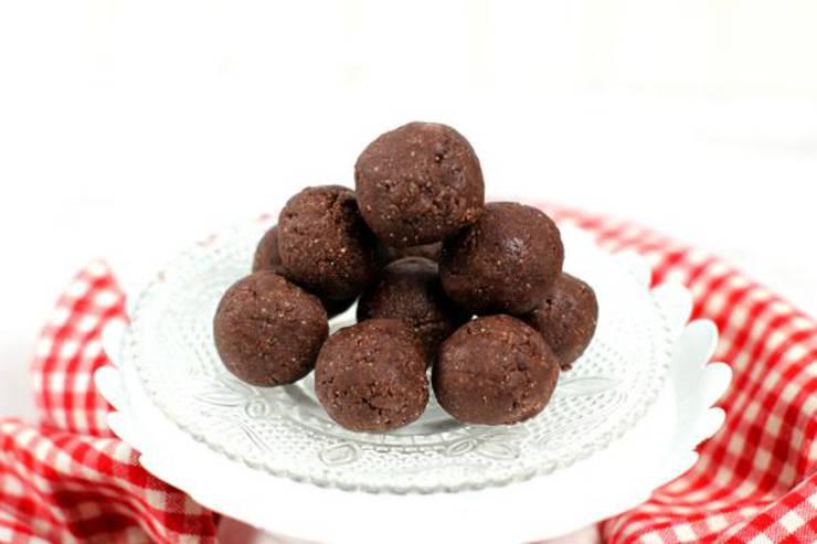Keto Fat Bombs – BEST Keto Dark Chocolate Brownie Bites Fat Bombs – {Easy} NO Sugar Chocolate Low Carb Recipe – Quick & Easy Ketogenic Diet Recipe – Beginner Keto Friendly – Snacks – Desserts