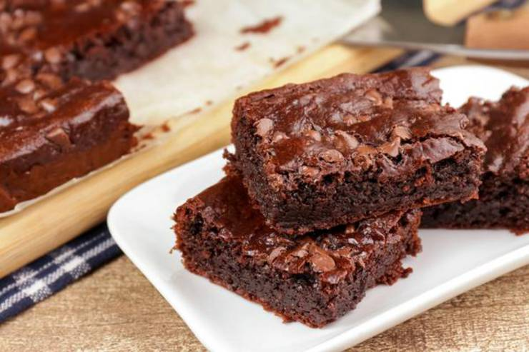 Keto Brownies! BEST Low Carb Fathead Dough Fudgy Chocolate Brownie Idea – Quick & Easy Ketogenic Diet Recipe – Keto Friendly & Beginner – Desserts – Snacks