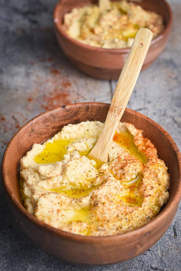 Keto Hummus – BEST Low Carb Keto Hummus Recipe – Easy – Snacks – Appetizers – Keto Friendly & Beginner