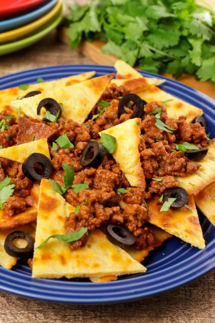 BEST Keto Nachos! Low Carb Chips & Cheese Nacho Idea – Quick & Easy Ketogenic Diet Recipe – Keto Friendly & Beginner – Appetizers – Snacks - Side Dishes