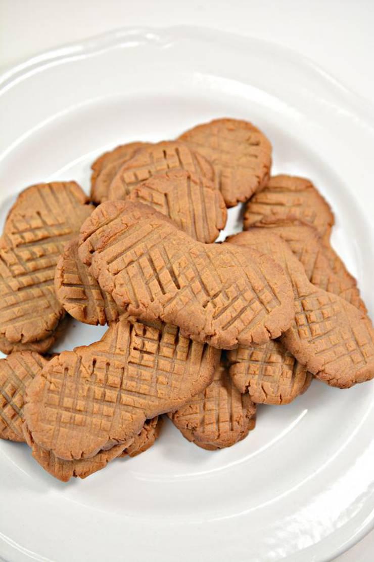 Keto Nutter Butter Cookies