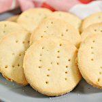 5 Ingredient Keto Crackers – BEST Low Carb Keto Ritz Cracker Recipe Copycat Crackers – Easy – Snacks – Appetizers – Keto Friendly & Beginner