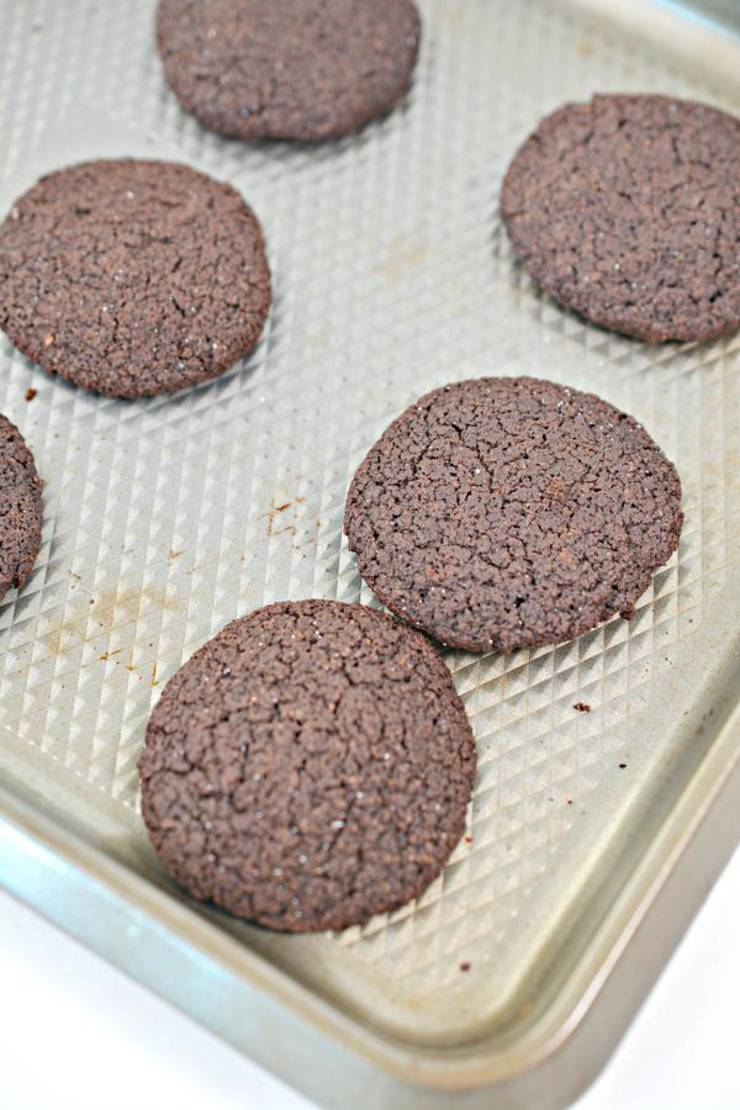 Keto Thin Mint Cookies_Low Carb