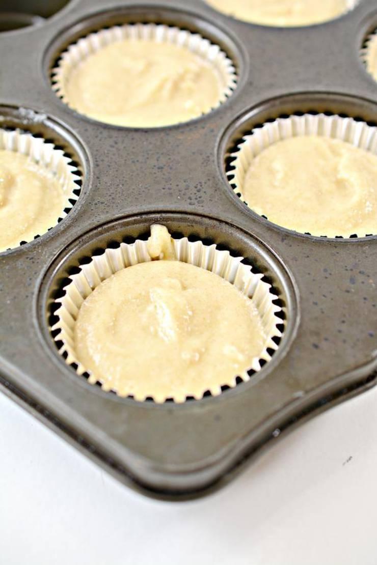 Keto Twinkies Muffins