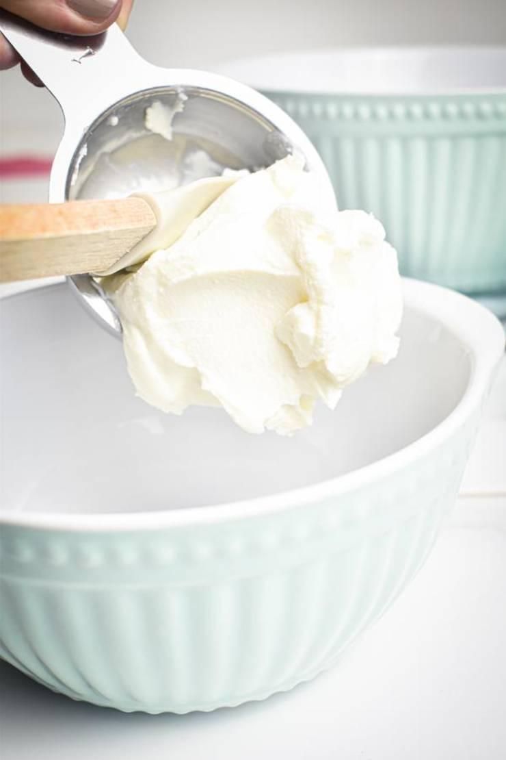 Keto Vanilla Bean Cheesecake Fat Bombs