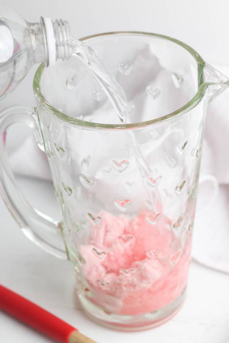 Party Food Pink Lemonade Punch