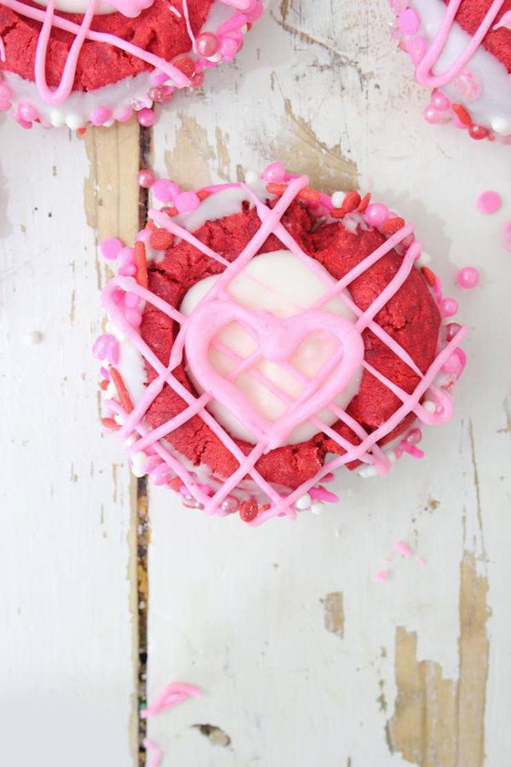 Kids Party Food! BEST Valentines Cookies Recipe – Easy Heart Cookies - Cheap Ideas – Simple Desserts – Snacks – Kids Parties – Valentine Party Food