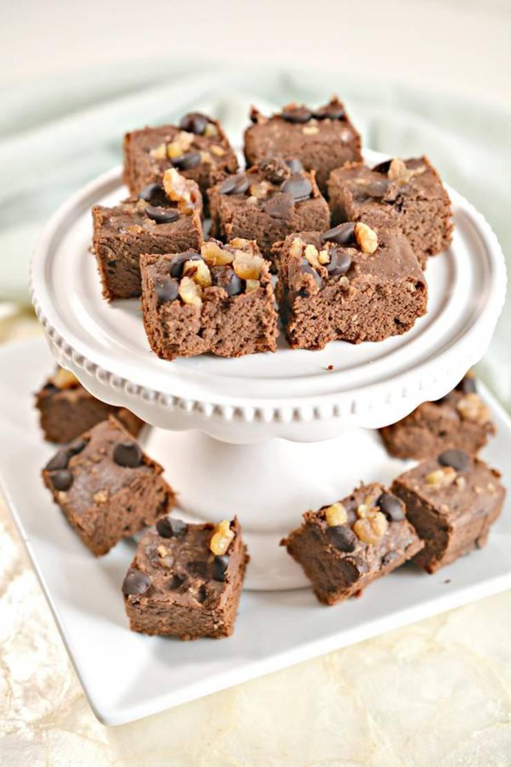 Weight Watchers Brownies – BEST Chocolate Brownie Instant Pot WW Recipe – Desserts – Breakfast – Treats – Snacks with Smart Points