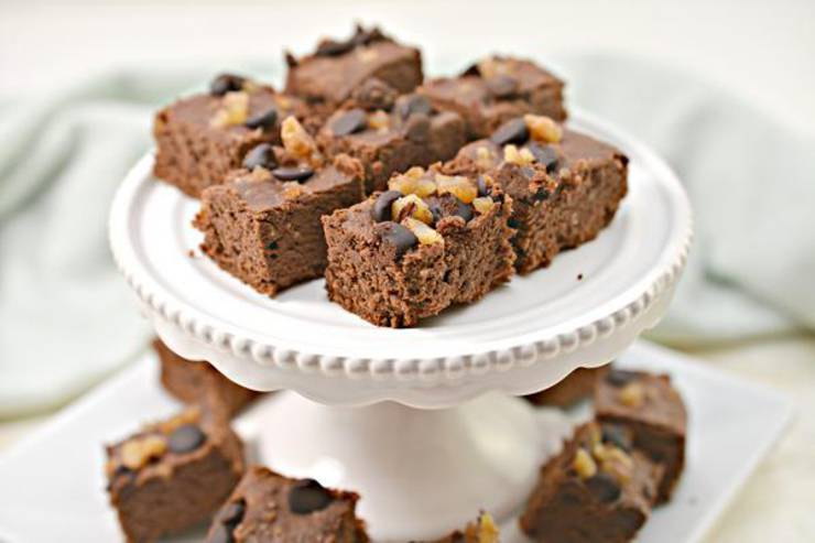 Weight Watchers Brownies – BEST Chocolate Brownie Instant Pot WW Recipe – Desserts – Breakfast – Treats – Snacks with Smart Points