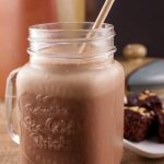 3 Minute Keto Smoothie – Best Low Carb Chocolate Brownie Smoothie Recipe – {Easy} Breakfast – Lunch – Dinner – Snacks – Keto Diet Beginner Meal Plan Idea