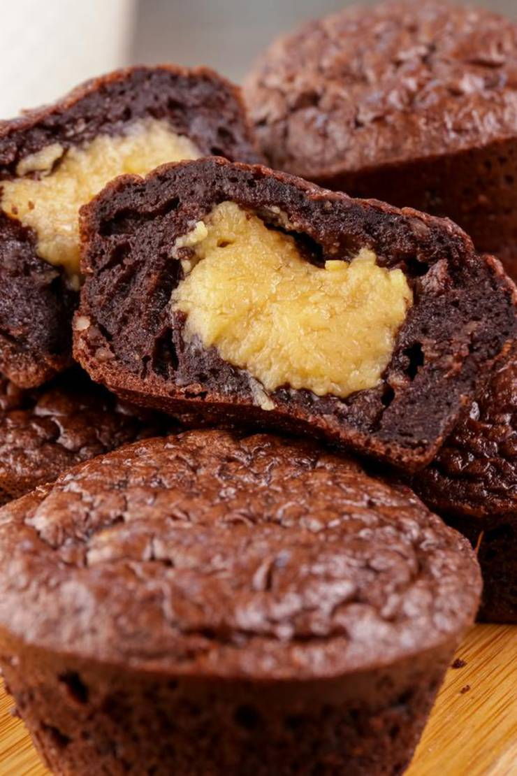BEST Keto Muffins! Low Carb Chocolate Butterfinger Candy Chaffle Muffins Idea – Chuffin – Homemade – Quick & Easy Ketogenic Diet Recipe – Beginner Keto Friendly – Snacks – Desserts – Breakfast
