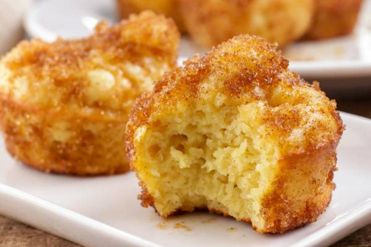 BEST Keto Muffins! Low Carb Churro Chaffle Muffins Idea – Chuffin – Homemade – Quick & Easy Ketogenic Diet Recipe – Completely Keto Friendly