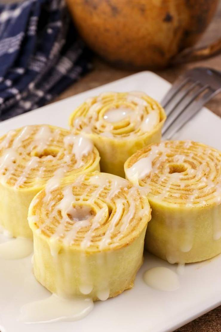 BEST Keto Cinnamon Rolls Roll Ups – Low Carb Keto Cinnamon Rolls Recipe – Quick and Easy Ketogenic Diet Idea