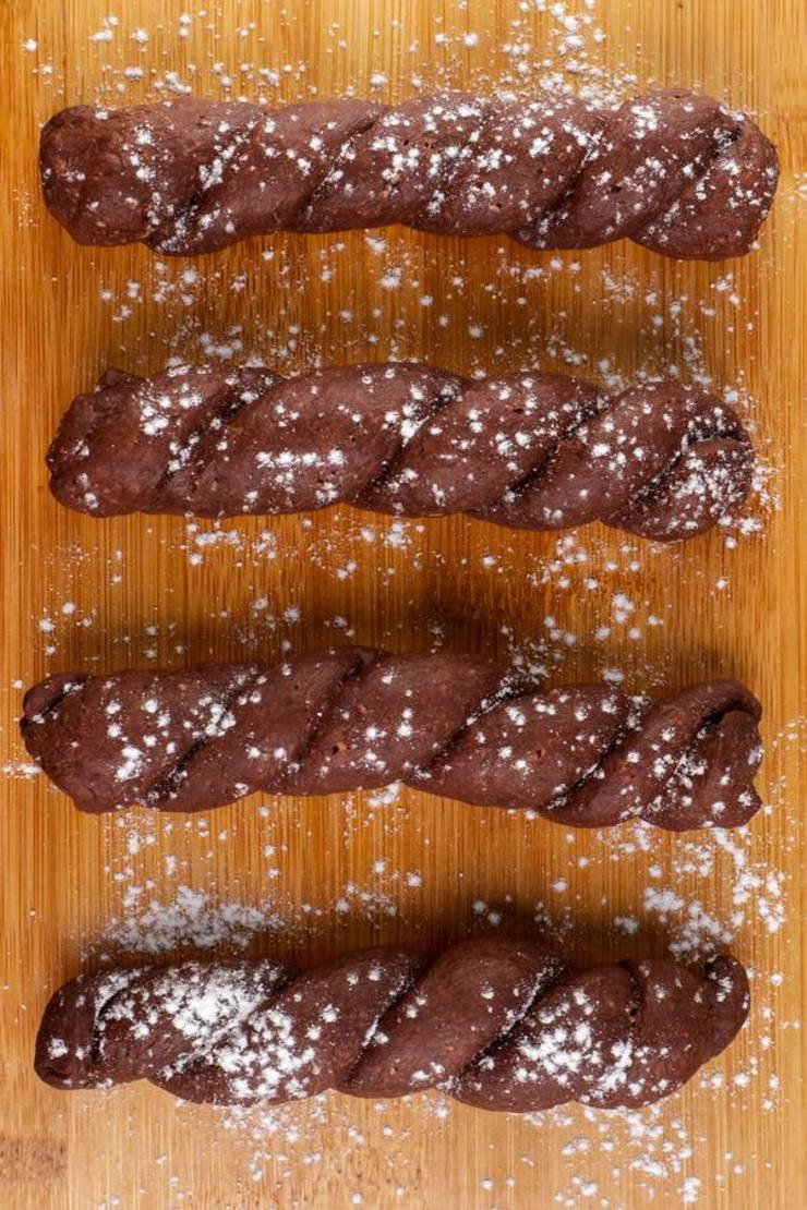 BEST Keto Brownie Twists! Low Carb Fathead Dough Chocolate Brownies Idea – Quick & Easy Ketogenic Diet Recipe – Beginner Keto Friendly – Snacks – Desserts – Breakfast