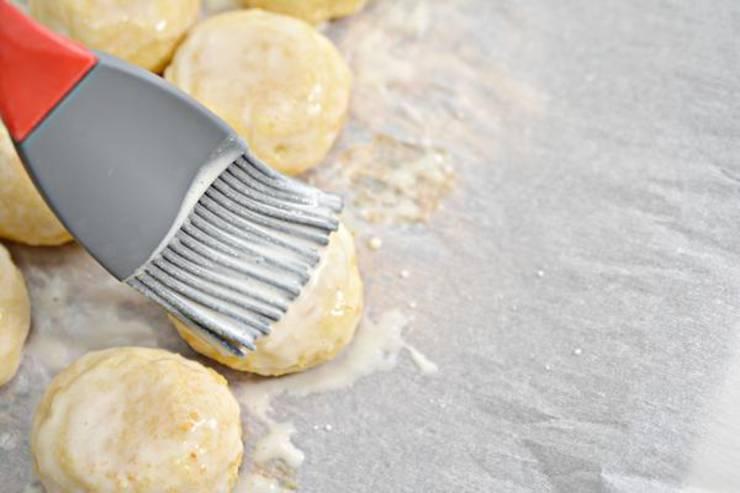 Keto Fathead Dough Mini Donuts