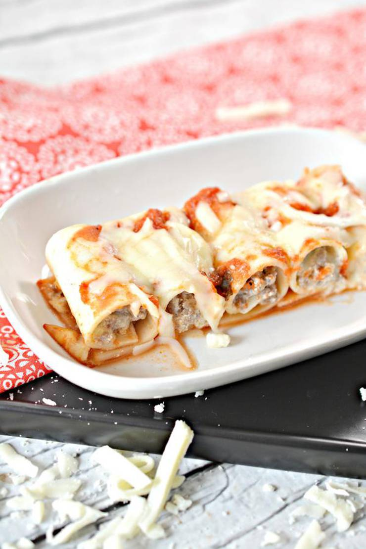 BEST Keto Lasagna – Low Carb Keto Pasta Lasagna Roll Ups Recipe – Quick and Easy Ketogenic Diet Idea – Beginner Keto Friendly – Snacks – Appetizers – Lunch – Dinner