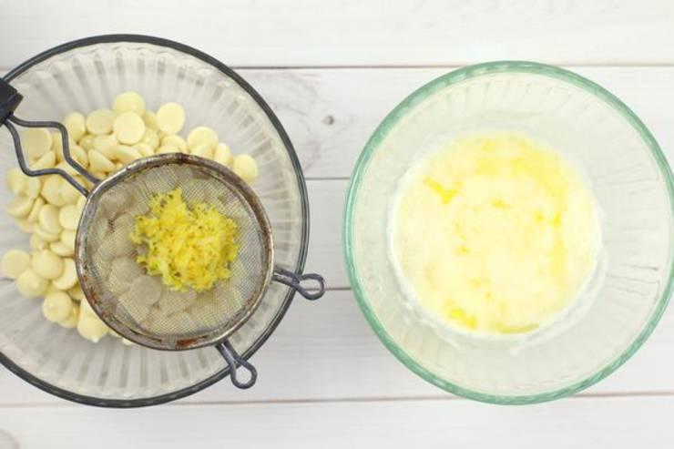 Keto Lemon Creamsicle Fat Bombs