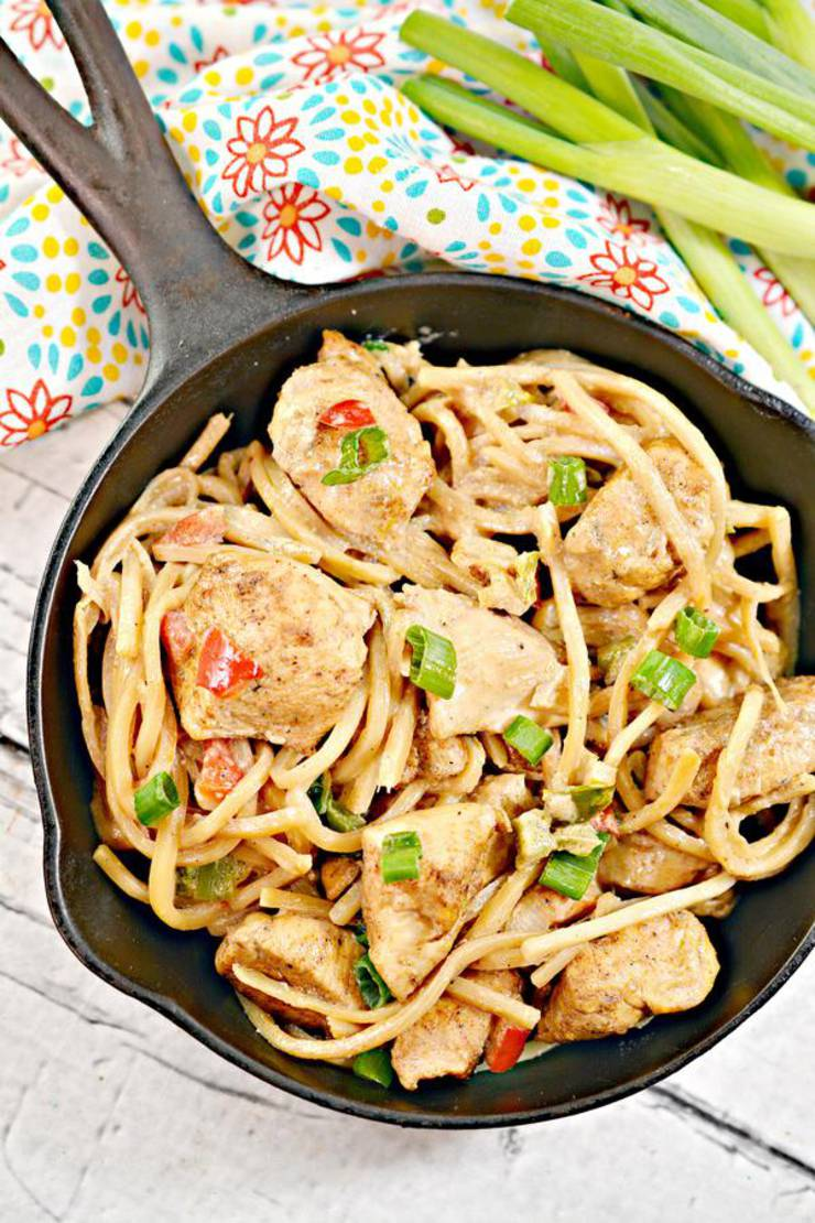 BEST Keto Chicken Recipe – Low Carb Keto Pasta Mexican Chicken Skillet Meal – Quick and Easy Ketogenic Diet Idea – Beginner Keto Friendly – Snacks – Appetizers – Lunch – Dinner