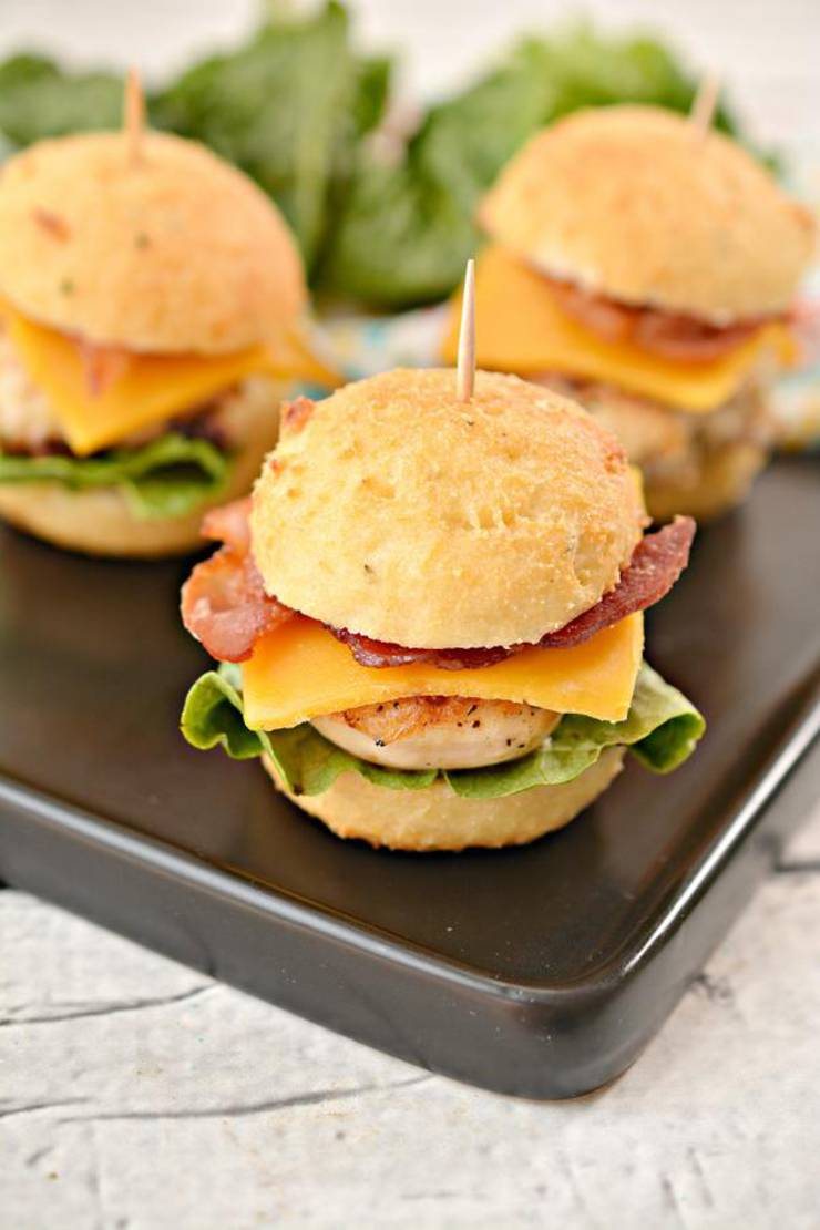 Keto Mini Chicken Bites – EASY Low Carb Keto Bacon Cheddar Ranch Chicken Bites Recipe – BEST Dinner – Lunch – Snack – Appetizer Idea